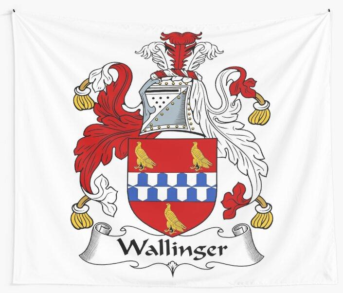 Wallinger or Wellinger by HaroldHeraldry