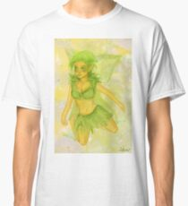 Die Fee Yolanda Luminevien, dein Golden Guard - Fairy  Classic T-Shirt