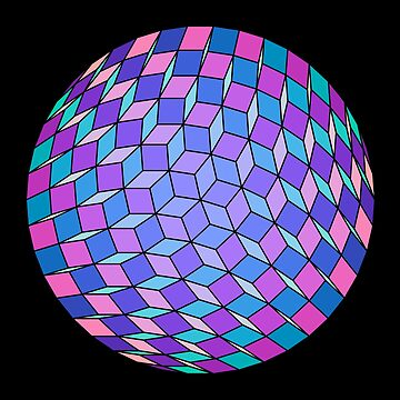 Cube Ball Fourty Two by Girih