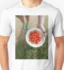 bowl of garden tomatoes 07/26/17 T-Shirt