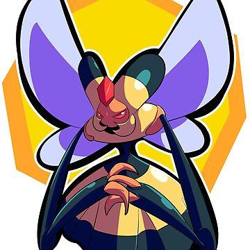 queen bee  by odzi
