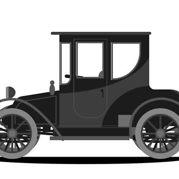Jalopy Automobile 3 by CLIFFBLACK