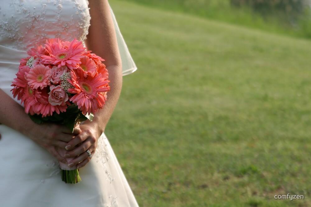 Brides Bouquet by comfyzen