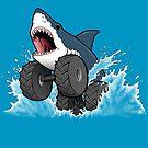 Moto-Shark by Jeremy Kohrs