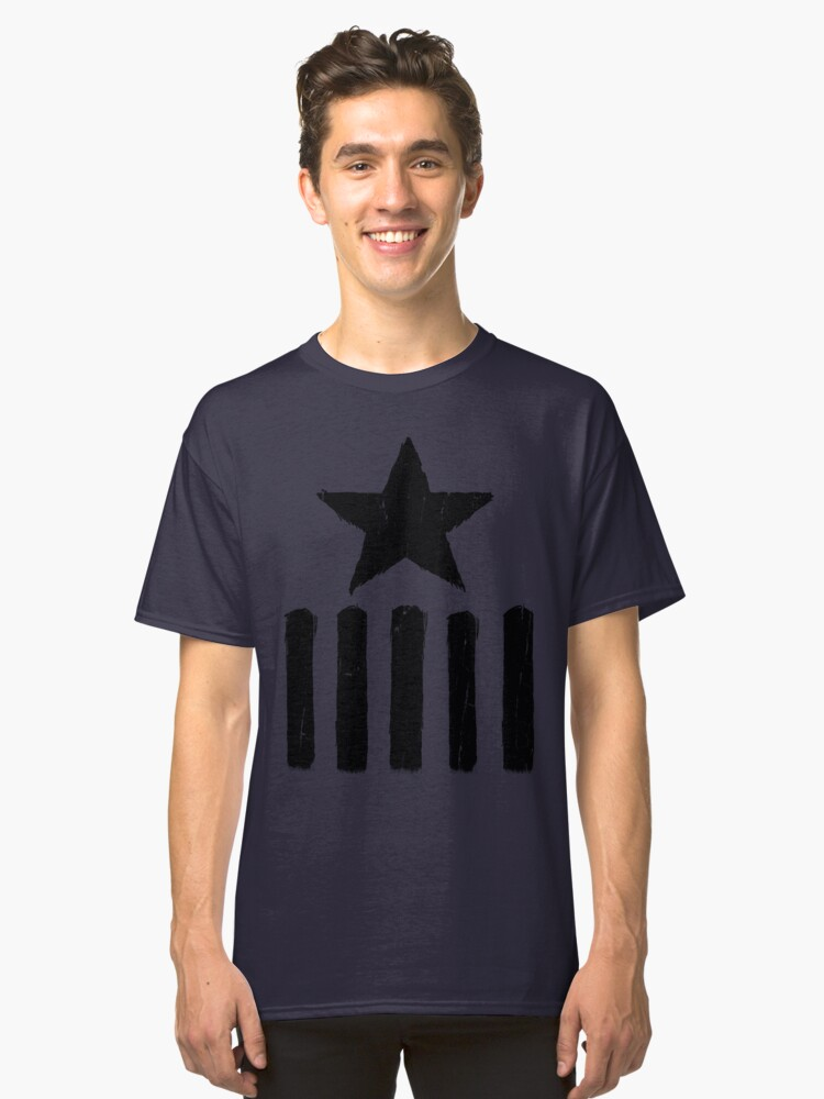 Nomad Classic T-Shirt Front