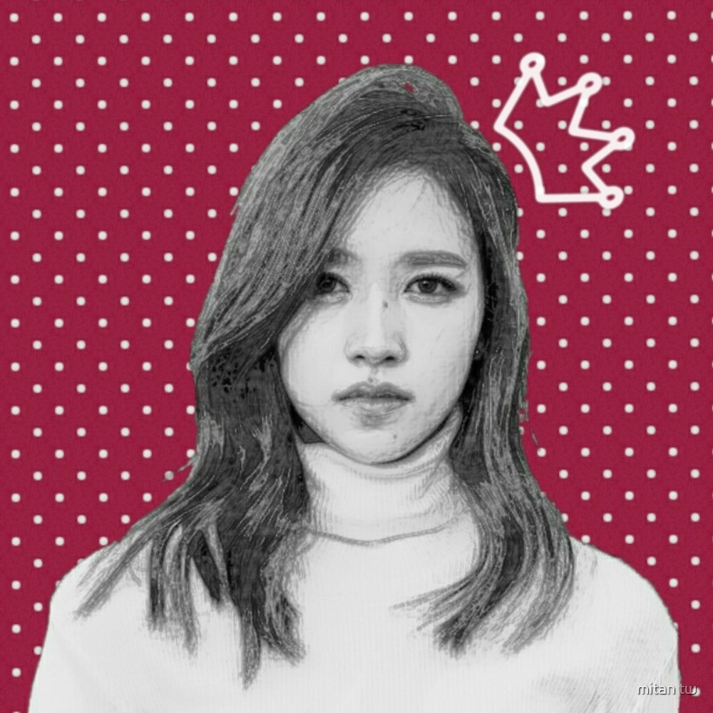 Twice Mina by mitan tw