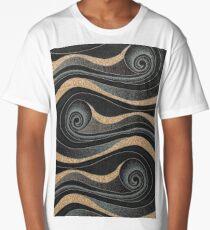 Sand Waves Long T-Shirt