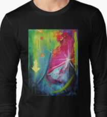 Fear + Shadows VERSUS Love + Light Langarmshirt