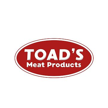 Toad's Meat Products by s3w4g3