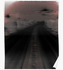 Glitch Road Poster