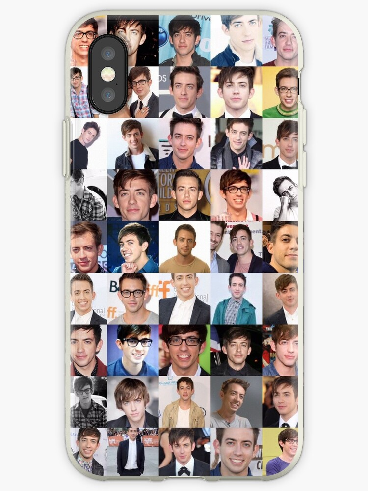 Kevin McHale Collage, Glee - Many Item Available by fandomxclothing