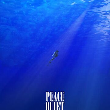 Peace Quiet Dive by jdee3636