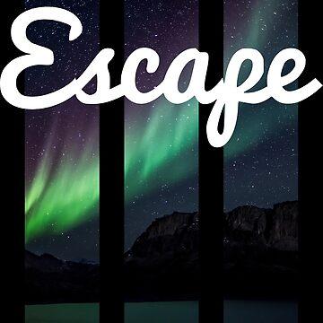 Escape, to the North by artazev2