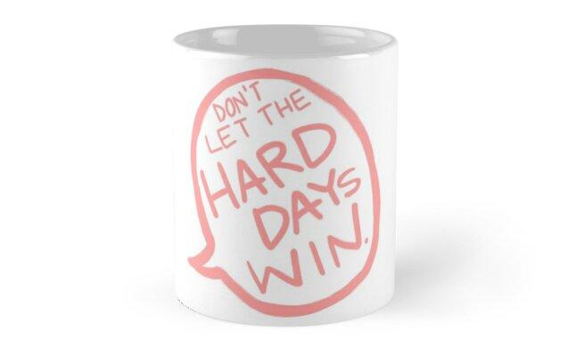 hard days by nailurus