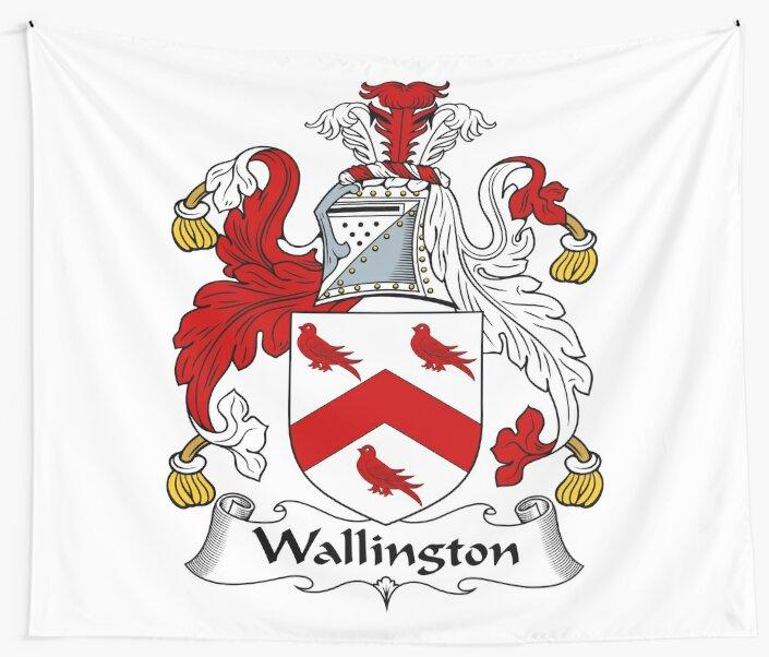 Wallington by HaroldHeraldry