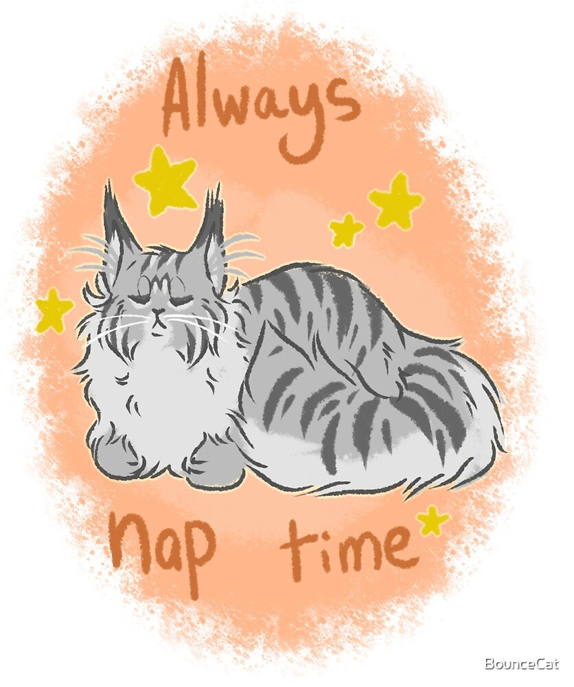 nap time by BounceCat