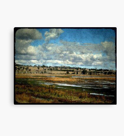 Dangars Lagoon, Northern Tablelands, New South Wales Canvas Print