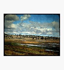 Dangars Lagoon, Northern Tablelands, New South Wales Photographic Print