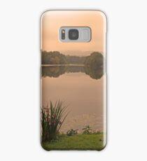 Peach Sky at Great Witley Samsung Galaxy Case/Skin