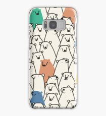 Bears Samsung Galaxy Case/Skin