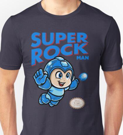 Super Rock Man T-Shirt