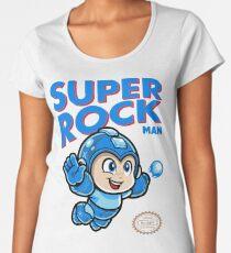 Super Rock Man Women's Premium T-Shirt