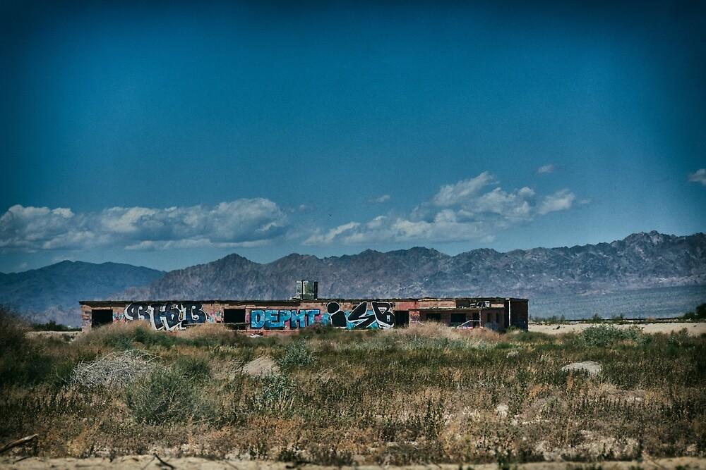 Abandoned Warehouse by JeniferKeffer