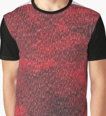 Blood in the wood  Graphic T-Shirt