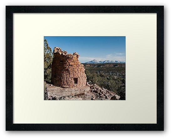 Ancient Cultures, Colorado by Amber Smith