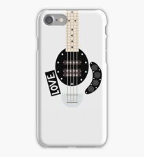 CAL BASS iPhone Case/Skin
