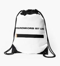 IHR WARENKORB IST LEER Drawstring Bag