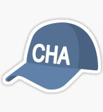 Chattanooga Baseball Cap Sticker