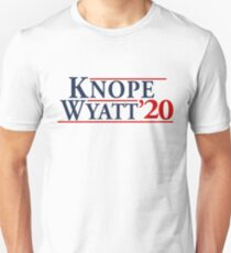 Leslie Knope for President! Unisex T-Shirt