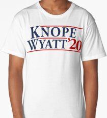 Leslie Knope for President! Long T-Shirt