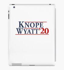 Leslie Knope for President! iPad Case/Skin