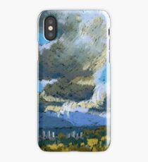 Brush away iPhone Case