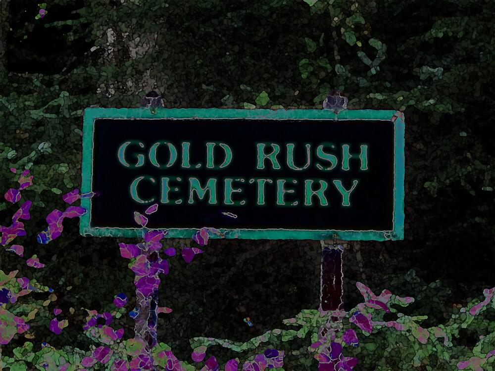 Gold Rush by Iby Villalobos