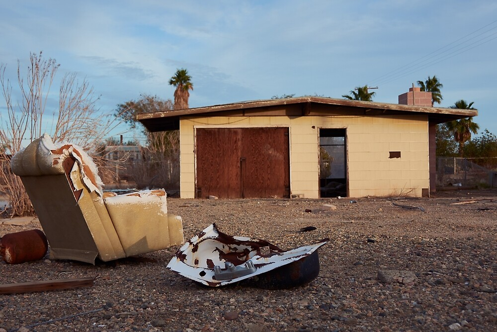 All-American Decay by JeniferKeffer