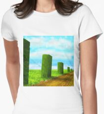 Avenue Women's Fitted T-Shirt
