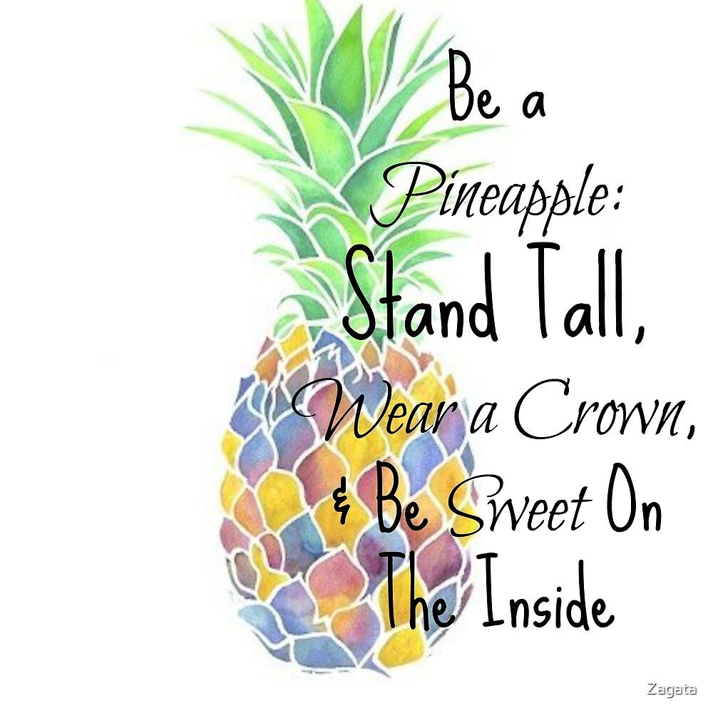 Pineapple by Zagata