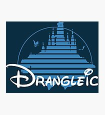 Welcome To Drangleic Photographic Print