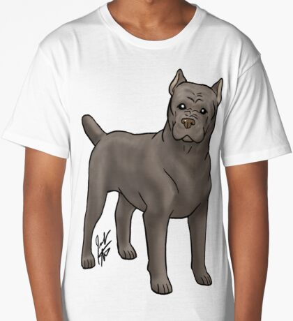 Cane Corso Long T-Shirt