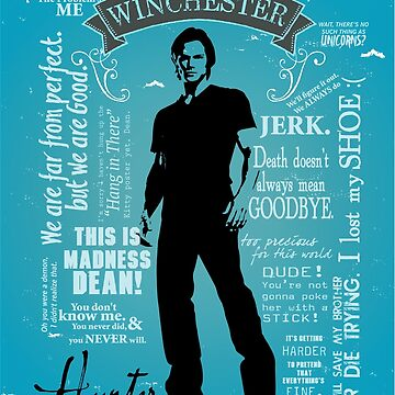 Sam Winchester Quotes by hellhoundpit