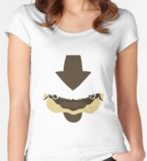 YIP-YIP! Women's Fitted Scoop T-Shirt