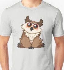 Entzückender Owlbear - niedliche D & D-Abenteuer Slim Fit T-Shirt