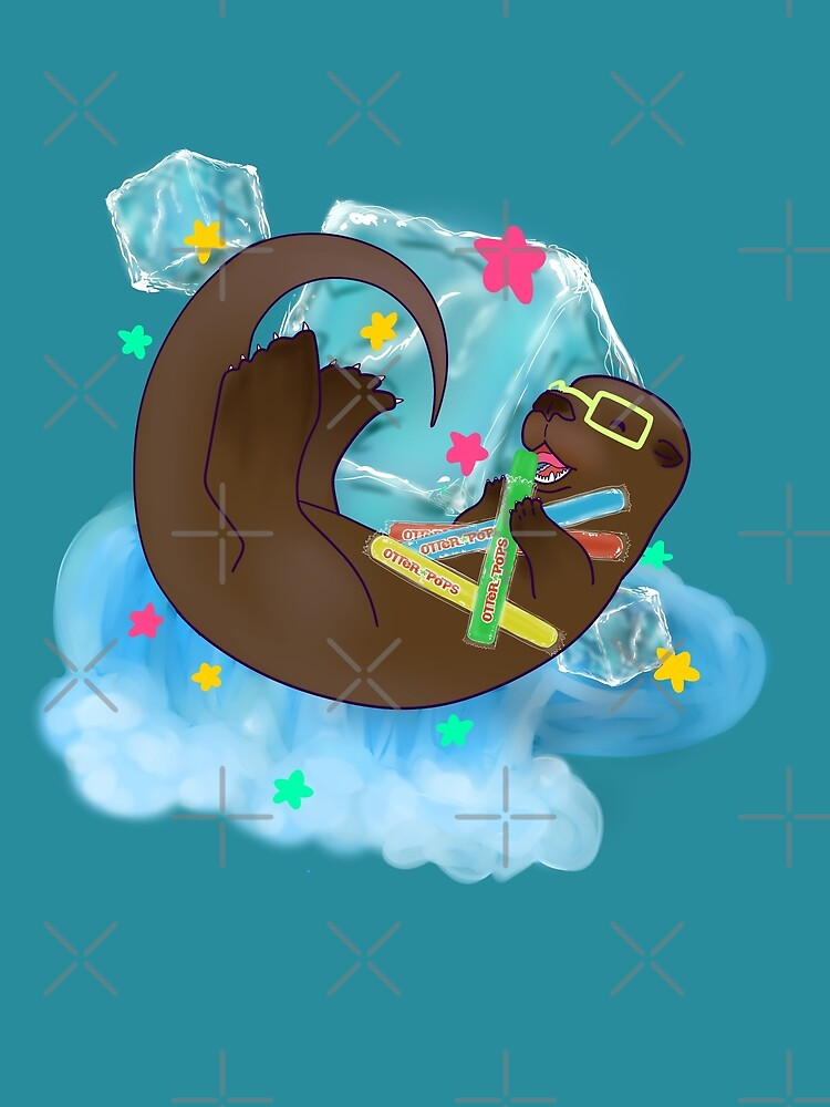 Otter Pop - Shawn Wasabi by DoodleMeDead