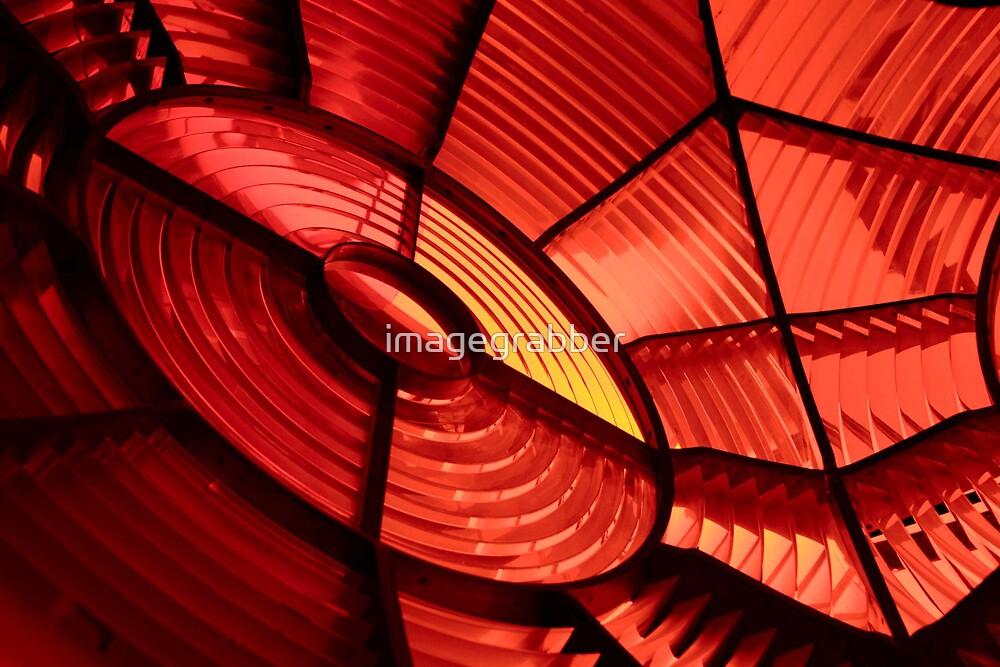 lighthouse lens by imagegrabber