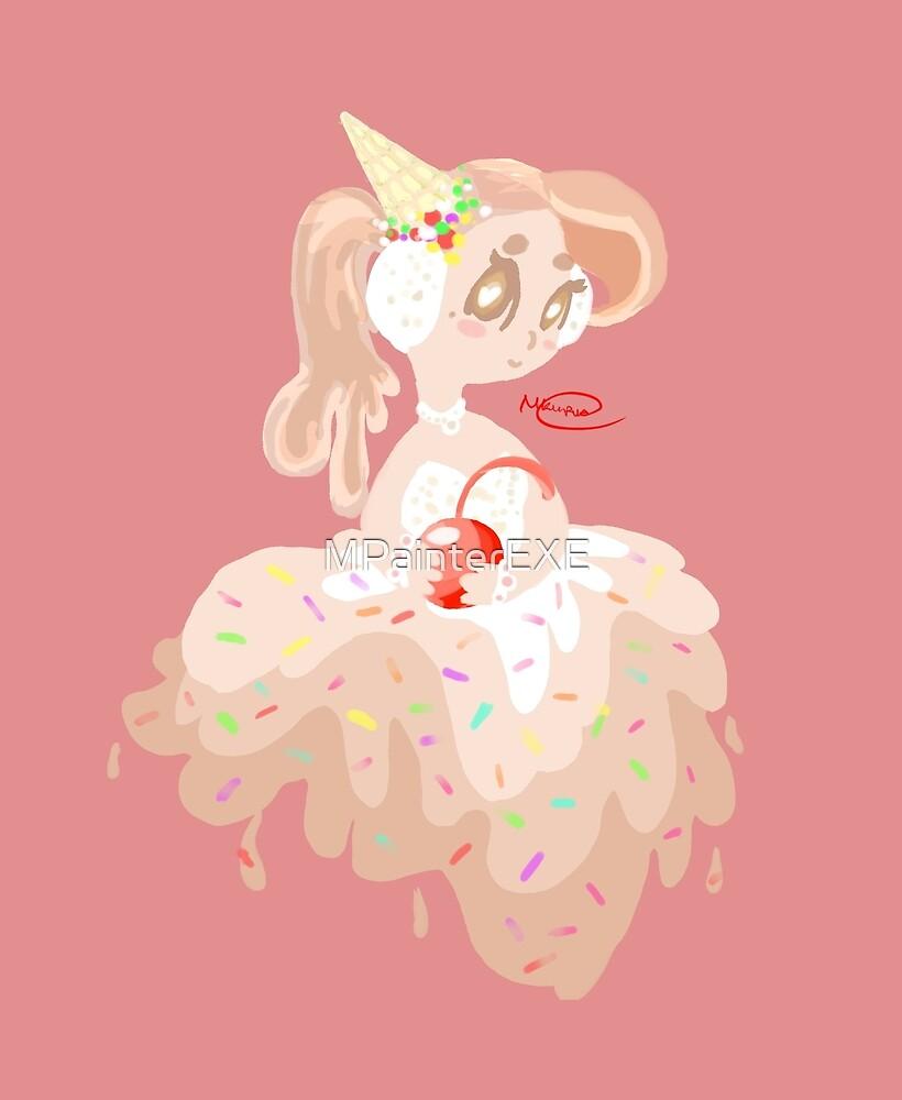 Sweet Treat Ice cream  by MPainterEXE