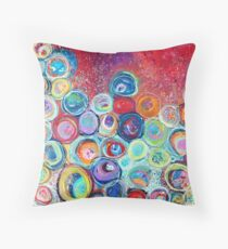 The Spirits Of Good Throw Pillow