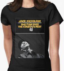 Camiseta entallada para mujer Uno volo sobre el nido del cuco